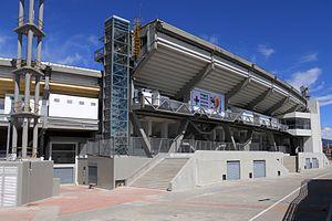 Teusaquillo - El Campín stadium
