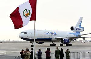 Transportes Aéreos Bolivianos - A Transportes Aéreos Bolivianos McDonnell Douglas MD-10