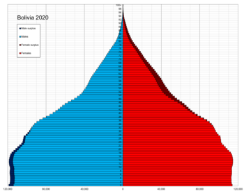 Bolivia single age population pyramid 2020.png