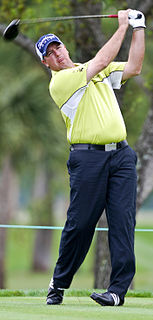 Boo Weekley Professional golfer