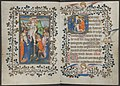 Book of hours by the Master of Zweder van Culemborg - KB 79 K 2 - folios 085v (left) and 086r (right).jpg