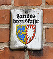 Bordesholm Landesbrandkasse Schild.jpg