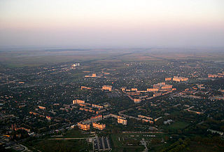 City in Kiev Oblast, Ukraine