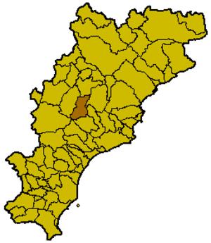 Bormida, Liguria - Location of the municipality within the Province of Savona