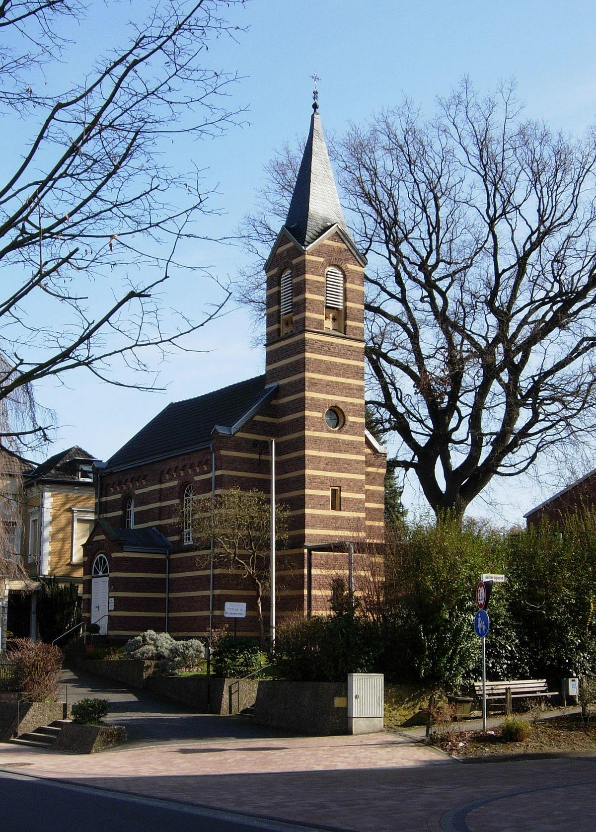 Evangelische Kirche Pfungstadt