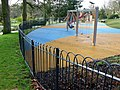 Borough Gardens Playground, Dorchester - geograph.org.uk - 747038.jpg