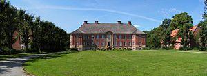 Research Center Borstel - Borstel manor house, the main building of the Research Center Borstel