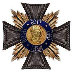 Borstkruis Commandeur Ie Klasse in de Friedrichs-Orden.jpg