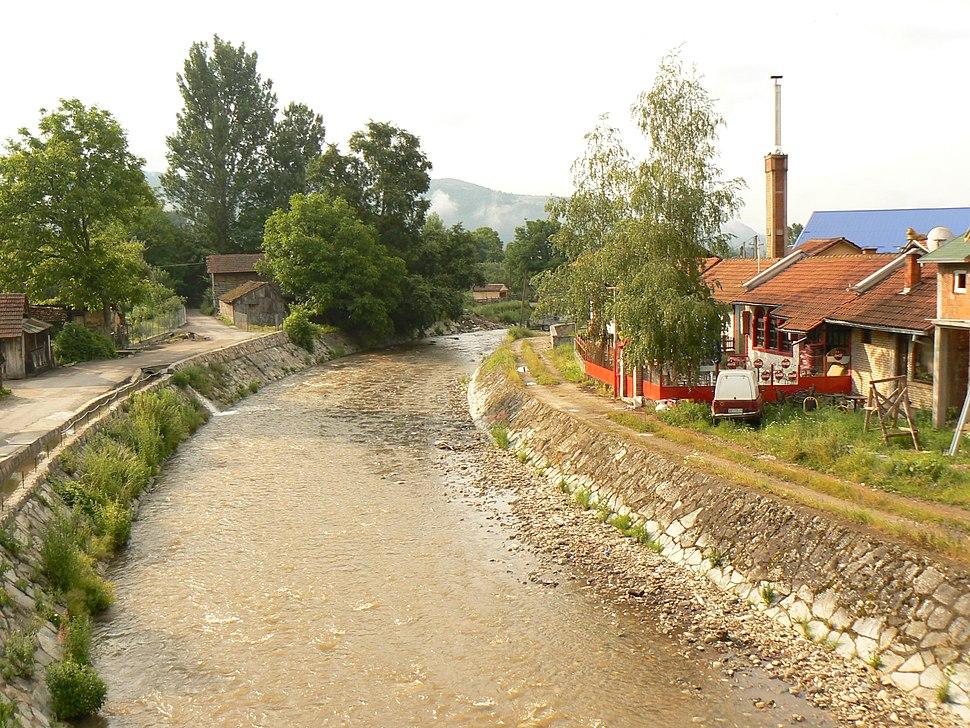 Bosilegrad-Bozhishka-river