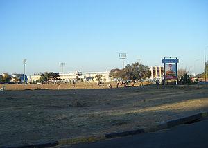 Botswana National Stadium August 2010