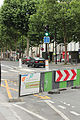 Boulevard Saint-Martin (Paris), feu rouge 01.jpg