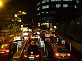 Bournemouth, shoppers and commuters try to go home - geograph.org.uk - 1631226.jpg