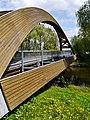 Brücke zur Grünanlage auf Ziegenwerder in Frankfurt an der Oder.jpg