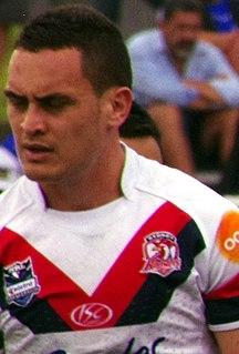 Brad Takairangi Australian rugby league footballer
