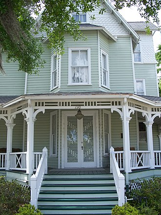 National Register of Historic Places listings in Seminole County, Florida - Image: Bradlee Mc Intyre Longwood 01