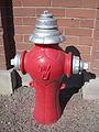 Brandon Fire Hall, historical fire hydrant.jpg
