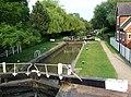 Braunston Top Lock, No 6, Northamptonshire - geograph.org.uk - 870788.jpg