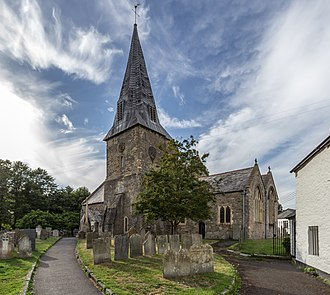 Braunton - Image: Braunton (Devon, UK), St Brannock's Church 2013 1557