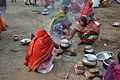 Breakfast Preparation - Gangasagar Fair Transit Camp - Kolkata 2016-01-09 8389.JPG