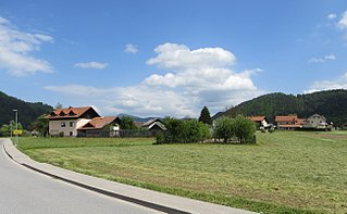 Breg pri Litiji Place in Lower Carniola, Slovenia