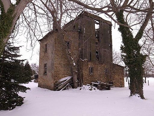 Brehna Tauchmann-Mühle