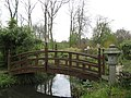 Bridge, Japanese garden, Gatton Park Reigate - geograph.org.uk - 1242832.jpg