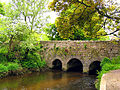 Bridge over the River at Duncormick - geograph.org.uk - 14537.jpg