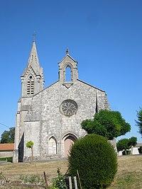 Brie-sous-Archiac, church, facade.jpg