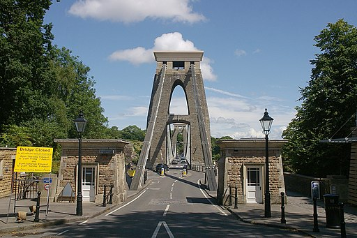 Bristol MMB «B6 Clifton Suspension Bridge