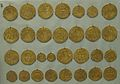 British Museum Fishpool Hoard gold coins.jpg