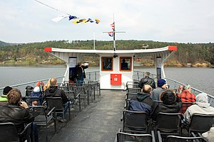 Brno, přehrada, paluba lodi Dallas (03).jpg
