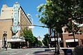 Broadway looking north - Portland, Oregon.JPG