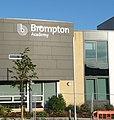 Brompton Academy - panoramio.jpg