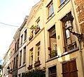 Brussels Gootstraat 3 rue de la Gouttière 2013-08 --1.JPG