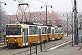 Budapest - Tranvia - Tram - 02.jpg