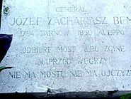 Budapeszt-pomnikJozefaBema3