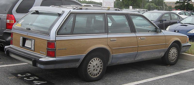 a later Century Estate wagon