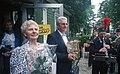 Bundesarchiv B 145 Bild-F078947-0010, Goldene Hochzeit mit Bergmannskapelle.jpg
