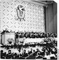 Bundesarchiv Bild 183-56759-0001, Dresden, 9. CDU-Parteitag, Eröffnung, Rede Matern.jpg