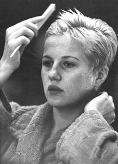 Ingrid Gulbin East German diver