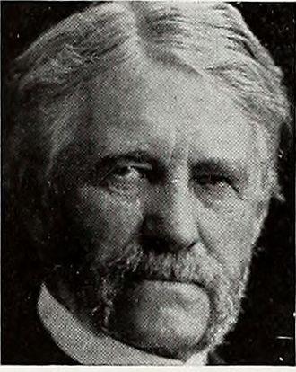 """Burr W. Jones - Image: Burr W. Jones in """"The badger"""" (1916)"""