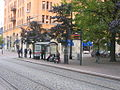 Bus stop Norrköping 2006-10-18.jpg