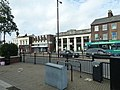 Bus stop in Dunstable town centre - geograph.org.uk - 2664363.jpg