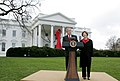 Bush his wife on AIDS Day 2008.jpg