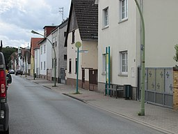 Eifelstraße in Frankfurt am Main