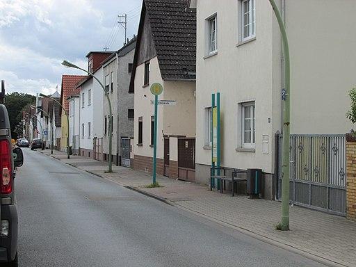 Bushaltestelle Eifelstraße, 1, Schwanheim, Frankfurt am Main