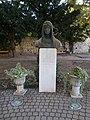 Bust of Gabriella Baumberg, 2019 Tapolca.jpg
