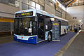 Busways (7433 MO) Bustech VST bodied MAN 18-320 HOCL-R-NL on display at the 2013 Australian Bus & Coach Show.jpg