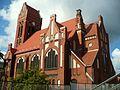 Bydgoszcz,kościół ewangelicko-augsburski.JPG