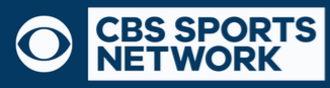 CBS Sports - The official logo for CBS Sports Network
